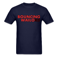 T-Shirts ~ Men's T-Shirt ~ Bouncing Wailord Neon Sign