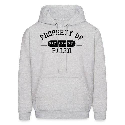 Property of Paleo  - Men's Hoodie