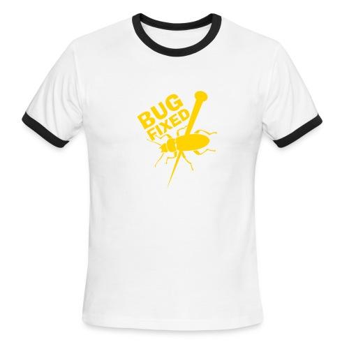 Bug Fixed - Men's Ringer T-Shirt