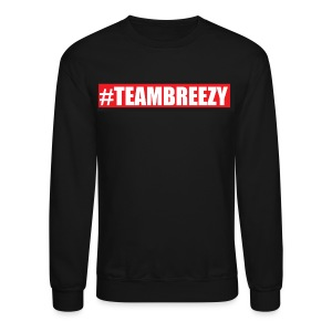 TeamBreezy - Crewneck Sweatshirt