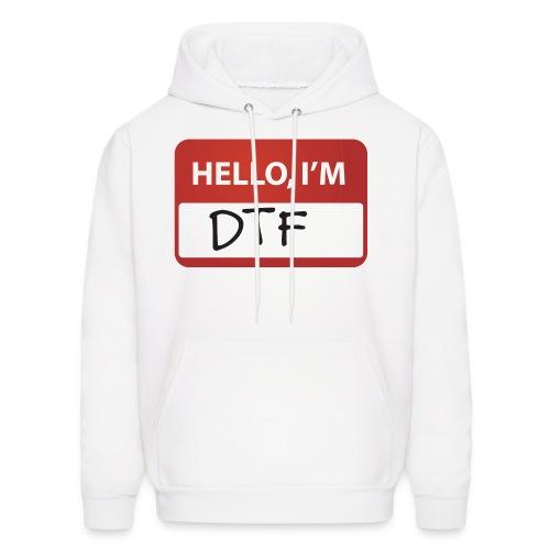 I'm DTF - Men's Hoodie