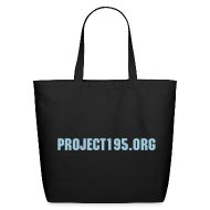 Bags & backpacks ~ Eco-Friendly Cotton Tote ~ Project195 Tote