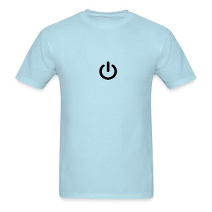 Power Button - Men's T-Shirt