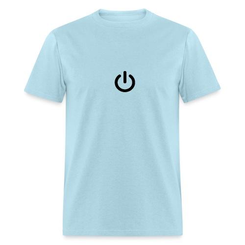Power Button - Men's T-Shirt