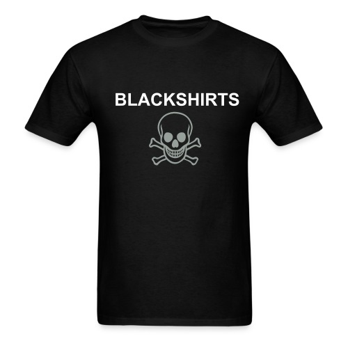 Blackshirts - Men's T-Shirt