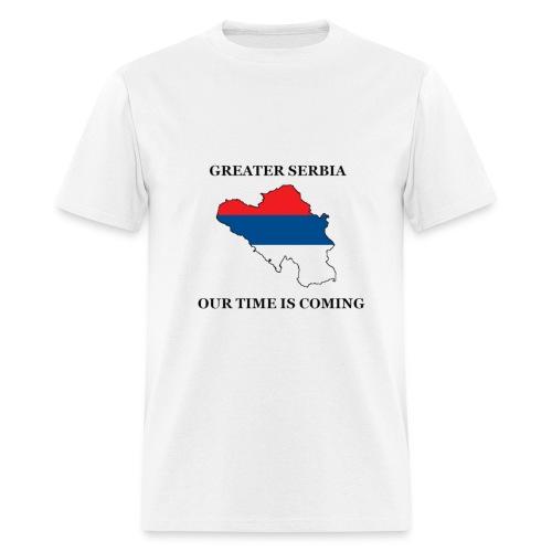 Greater Serbia - 1 - Men's T-Shirt