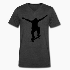skater silhouette T-Shirts