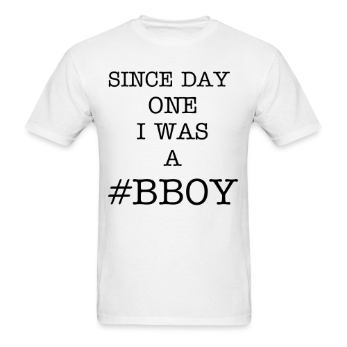 Day One - Men's T-Shirt