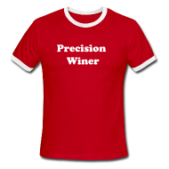 T-Shirts ~ Men's Ringer T-Shirt ~ Precision Winer