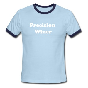 Precision Winer - Men's Ringer T-Shirt