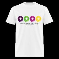T-Shirts ~ Men's T-Shirt ~ Men's Four Balloons T