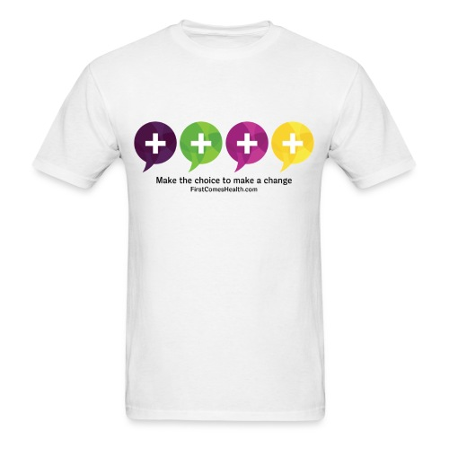 Men's Four Balloons T - Men's T-Shirt