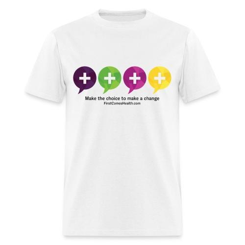 Men's Four Balloons T - Men's T-Shirt