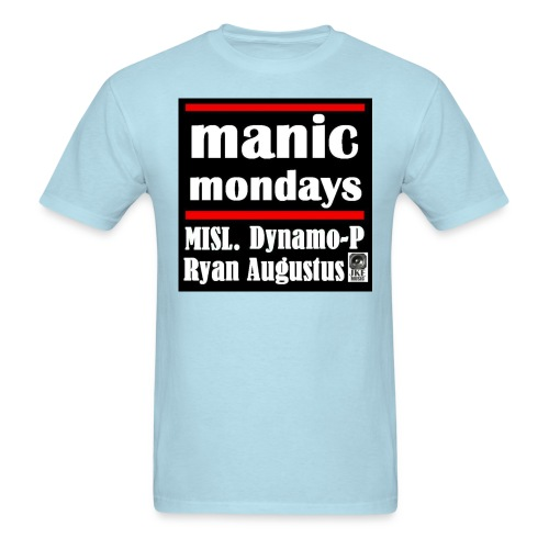 ManicMondays Crew T  - Men's T-Shirt