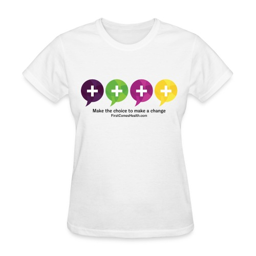 Women's Four Balloons T - Women's T-Shirt