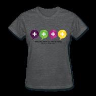 T-Shirts ~ Women's T-Shirt ~ Women's Four Balloons T