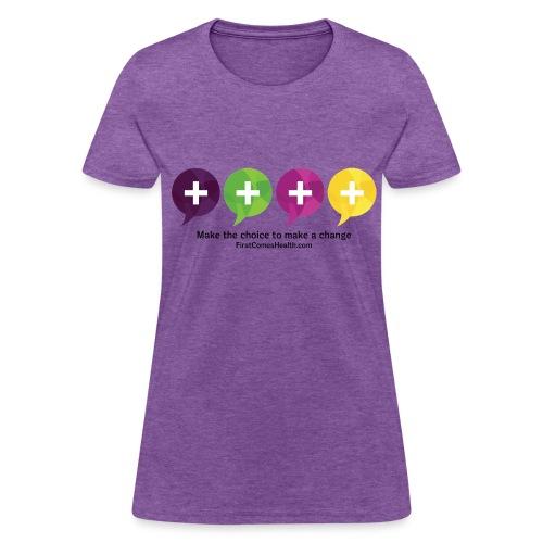 Women's Four Balloons T - Women's T-Shirt