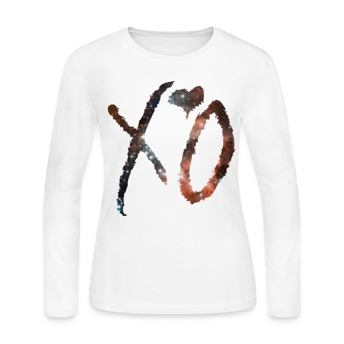 XO Stars - Women's Long Sleeve Jersey T-Shirt