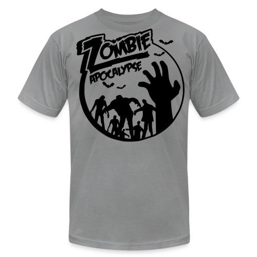 ZOMBIE AA TEE - Men's Fine Jersey T-Shirt