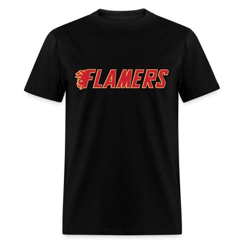 Calgary Flamers Shirt - Men's T-Shirt
