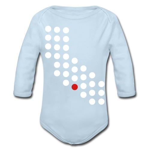Los Angeles, CA - Baby - Organic Long Sleeve Baby Bodysuit