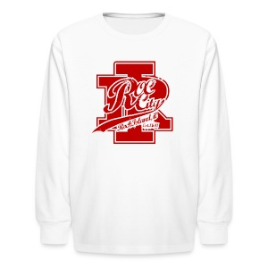 PHRESH FL8/QC'S FINEST CLOTHING LINE - Kids' Long Sleeve T-Shirt