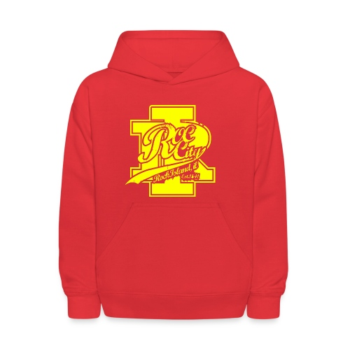 PHRESH FL8/QC'S FINEST CLOTHING LINE - Kids' Hoodie