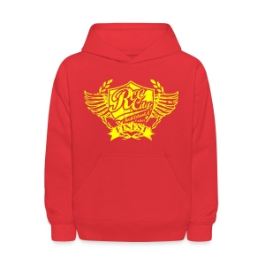 PHRESH FL8/QC'S FINEST CLOTHING LINE - Kids' Hoodie