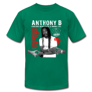 T-Shirts ~ Men's T-Shirt by American Apparel ~ Anthony B