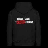 Hoodies ~ Men's Hoodie ~ Ron Paul Revolution Hoodie