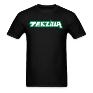 T-Shirts ~ Men's T-Shirt ~ Tekzilla Men's Tee