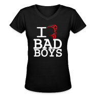 T-Shirts ~ Women's V-Neck T-Shirt ~ Article 9028245