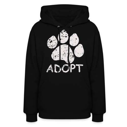 Adopt sweatshirt - Women's Hoodie