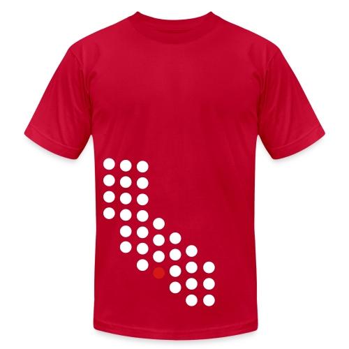 Los Angeles, CA - Unisex - Men's  Jersey T-Shirt