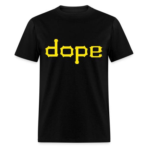 Pittsburgh Pirate Dope Shirt - Men's T-Shirt