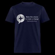 T-Shirts ~ Men's T-Shirt ~ Men's Gray Logo T