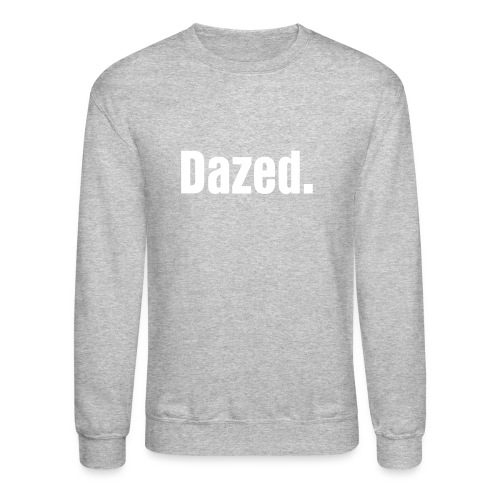 Dazed Sweatshirt - Crewneck Sweatshirt