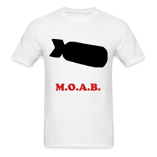 M.O.A.B. Tshirt - Men's T-Shirt