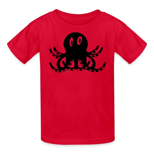 Kantno Octopus Hearts Kid's T-shirt - Kids' T-Shirt