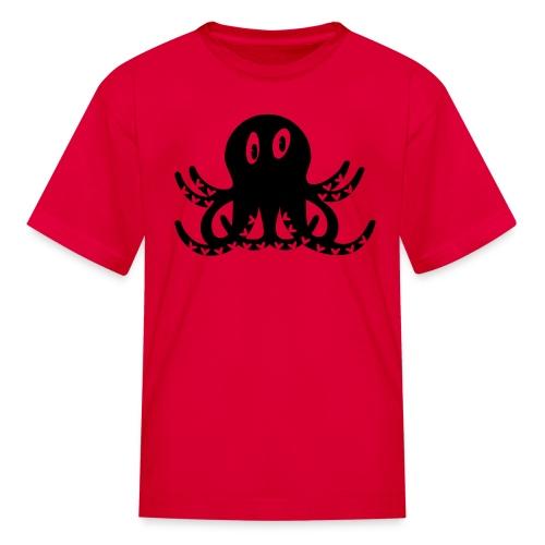 Kantno Octopus Hearts Kid's T-shirt - Kids' T-Shirt