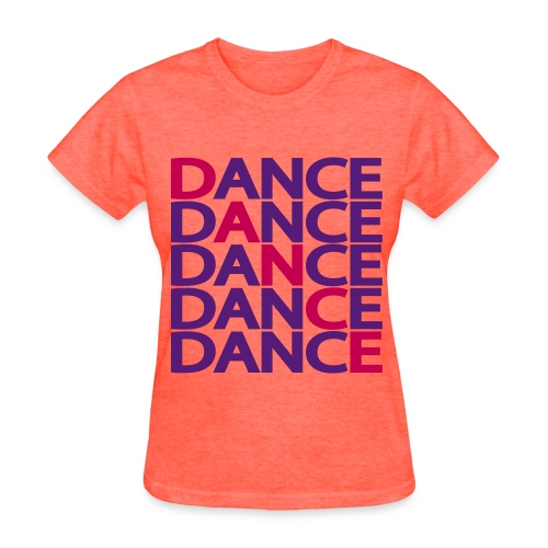 Dance - Women's T-Shirt
