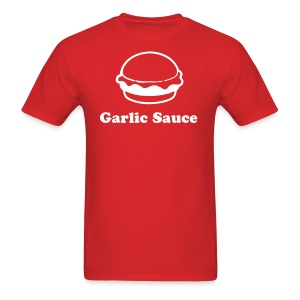 Garlic Sauce by IZATRINI.com - Men's T-Shirt