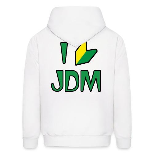 JDM Hoodie  - Men's Hoodie