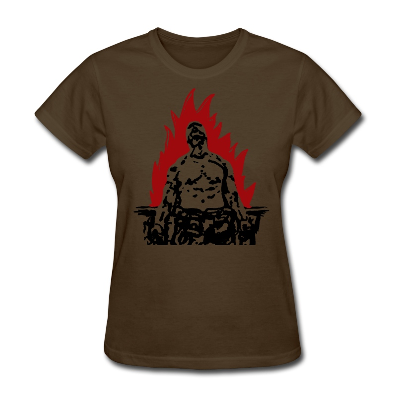 Rampage ladies ver - Women's T-Shirt