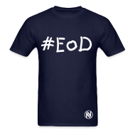 T-Shirts ~ Men's T-Shirt ~ #EoD Navy T
