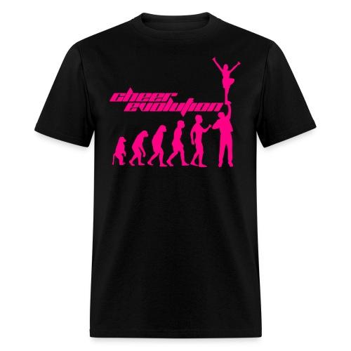 CHEER EVOLUTION - Men's T-Shirt
