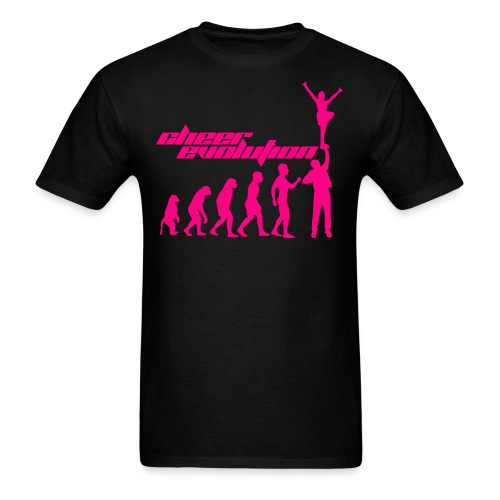 CHEER EVOLUTION - Men's T-Shirt