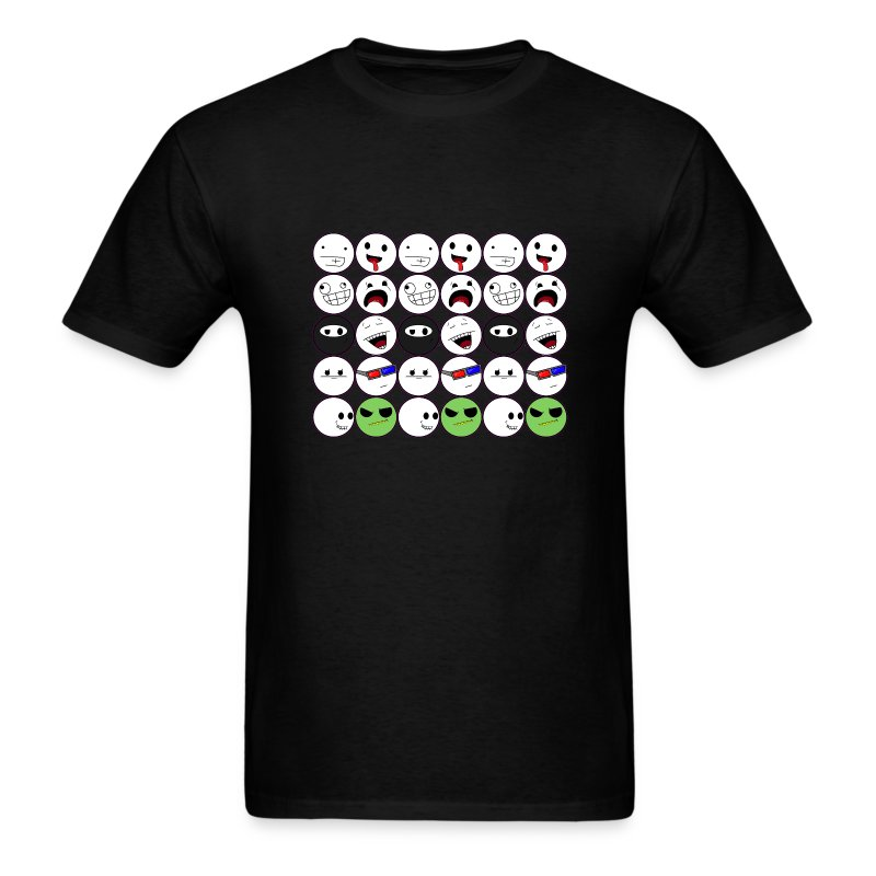 Faces of iMagnet - Men's T-Shirt