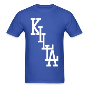 Killa LA Dodgers Shirt - Men's T-Shirt