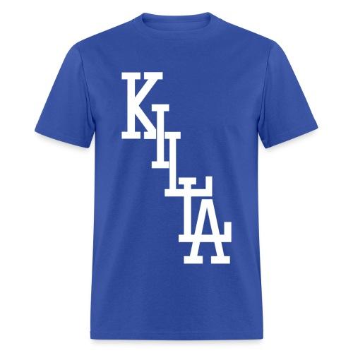 Killa LA Dodgers Shirt - Men's T-Shirt
